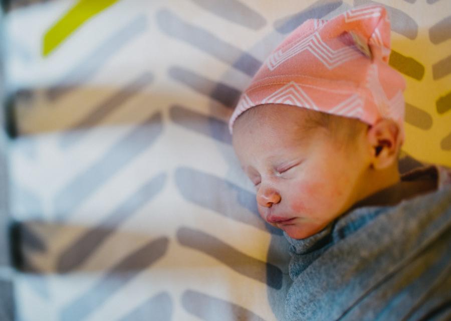 Hazel's First 6 months (1 of 63)